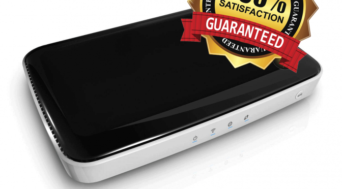 Clean Router Satisfaction Guarantee